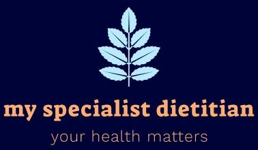 My Specialist Dietitian logo